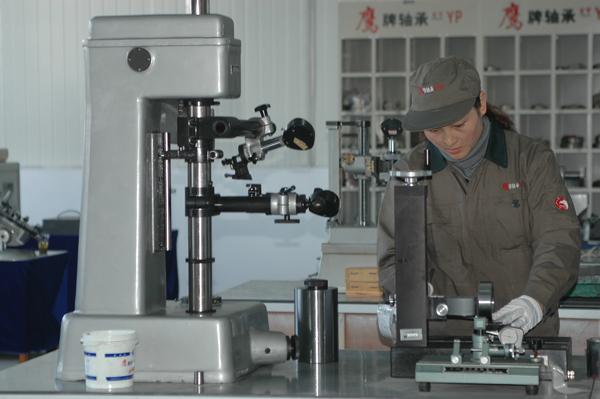 鹰牌轴承-检测产品粗糙度